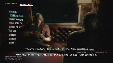 Devil May Cry 5 восемнадцатая миссия на идеальный S ранг (Dante Must Die)