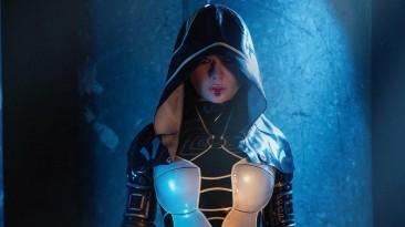 Косплей Касуми Гото из Mass Effect