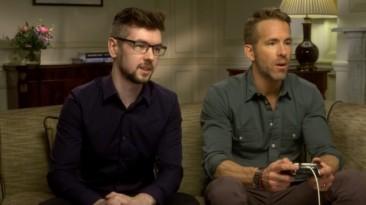 Райан Рейнольдс попробовал поиграть в Deadpool 2013 года