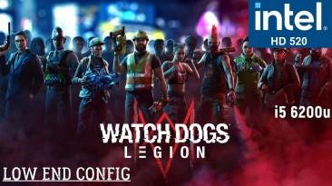 "Watch Dogs: Legion ""оптимизация для слабых ПК"""