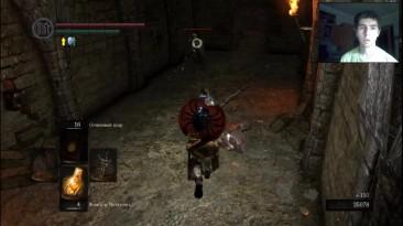 Dark Souls Remasrered # 11-Исследуем Северное прибежище нежити [Пиромант]