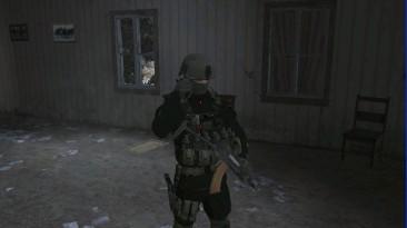 """Call of Duty 4: Modern Warfare """"Обновленные бойцы САС и М4"""""""