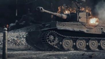 Пиковый онлайн World of Tanks в Steam составил менее 3 тыс. игроков в первый день после релиза