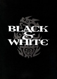 Обложка игры Black & White