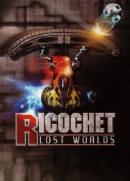 Обложка игры Ricochet: Lost Worlds