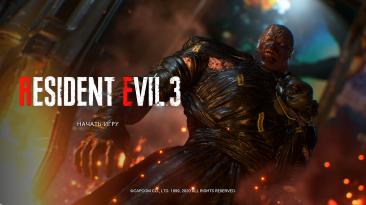 "Resident Evil 3 ""Музыка в главном меню"""