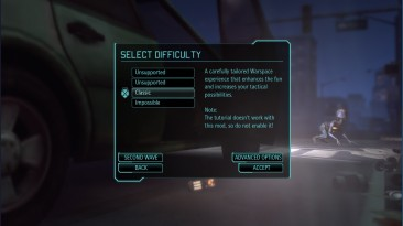 XCOM: Enemy Unknown - Warspace Extension mod (eng)
