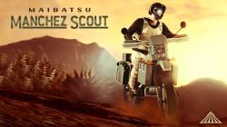 Maibatsu Manchez Scout теперь доступен в GTA Online