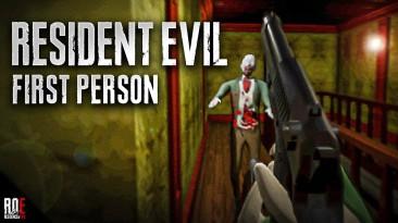 Ремейк классической Resident Evil на Unity с режимом от первого лица доступен для скачивания