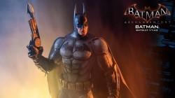 Фигурка Бэтмена из Batman: Arkham Knight