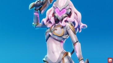 Дизайнер персонажей Subverse опубликовал концепт-арты Охотницы