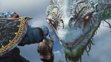Куда пропал змей в God of War и что вырезали из игры
