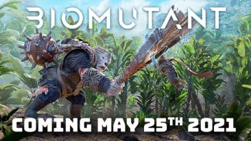 Biomutant выйдет 25 мая