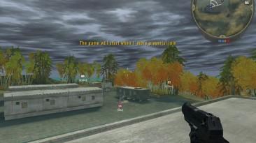 "Battlefield 2 ""Карта - Assault At Singalese"""