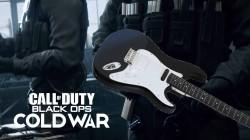 Стример сыграл в Call of Duty: Black Ops Cold War с помощью гитары от Guitar Hero