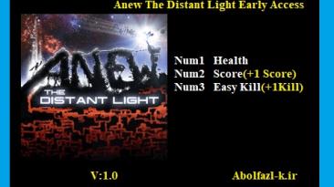 Anew The Distant Light: Early Access: Трейнер/Trainer (+3) [1.0] {Abolfazl.k}