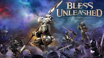 Bless Unleashed выйдет на PlayStation 4 в конце октября
