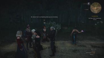 "Witcher 3: Wild Hunt ""Multi Companion Mod v2"""