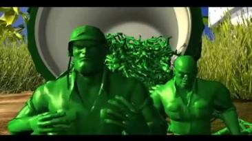 Трейлер Army Men: RTS