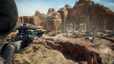 Вышло обновление для Sniper Ghost Warrior Contracts 2 исправляющее проблемы на PS5