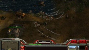 """Command & Conquer Generals: Zero Hour """"Карта - Canyon in Between"""""""