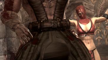 "Mortal Kombat (2011) ""Тремор из МКХ"""