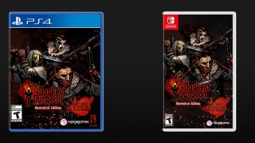 Darkest Dungeon: Ancestral Edition вышла в eShop, а позже получит физический релиз для Switch и PS4