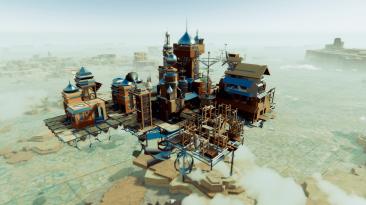 Симулятор небесного градостроения Airborne Kingdom получил дату выхода