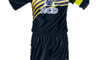 "FIFA 13 ""Metalurg Donetsk away kit"""