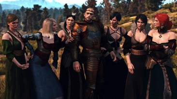 "Witcher 3: Wild Hunt ""Ложа Чародеек"""