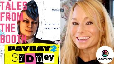 Актриса озвучивания Джорджия Ван Кайленбёрг рассказала о своем опыте работы над Сидни из Payday 2