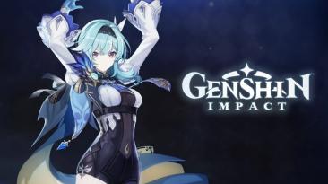 Новый трейлер танца Эолы, нового персонажа Genshin Impact