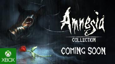 Симулятор ходьбы Amnesia: Collection появится на Xbox One