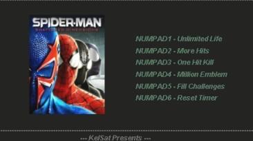 Spider Man: Shattered Dimension: Трейнер (+6) [1.001] {KelSat}