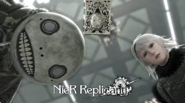 Релизный трейлер ролевой игры NieR: Replicant ver.1.22474487139...
