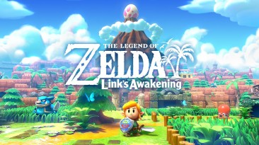 The Legend of Zelda: Link's Awakening возглавила чарт EMEAA
