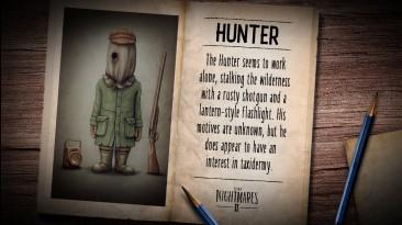 Представлен Охотник - один из персонажей Little Nightmares 2