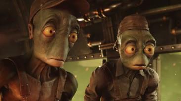 Выпущен первый патч для Oddworld: Soulstorm, исправляющий несколько надоедливых ошибок