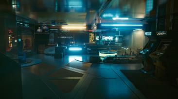 "Cyberpunk 2077 ""Апартаменты в стиле Дитя улиц"""