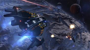 Elite: Dangerous анонсирована для PS4 и PS4 Pro