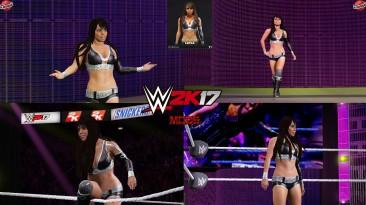 "WWE 2K17 ""Layla WWE 2K16 Порт Мод"""