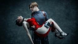 Косплей Леона Кеннеди и Ады Вонг из Resident Evil 4