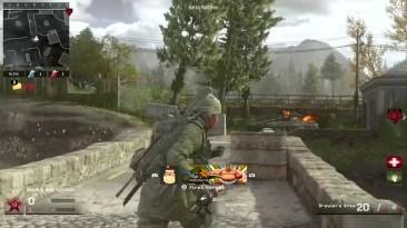 NINJA DEFUSE OF A LIFETIME... (Modern Warfare remastered)