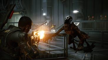 """Aliens: Fireteam Elite """"Орда"""""""