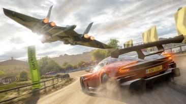 Продажи Forza Horizon 4 выросли на 480% после выставки E3
