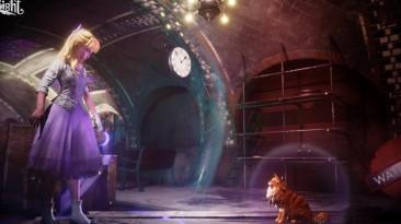 Основанная на романе Нила Геймана приключенческая игра Another Sight получила новый трейлер