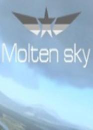 Обложка игры Molten Sky