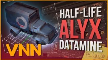 Разбор ресурсов VR-комнат HL: Alyx