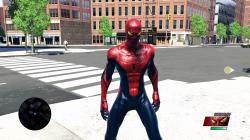 """Spider-Man: Web of Shadows """"HDR-reshade ультра резкость и реалистичное освещение v1.1"""""""
