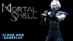 "Mortal Shell ""Клауд из ремейка Final Fantasy 7"""